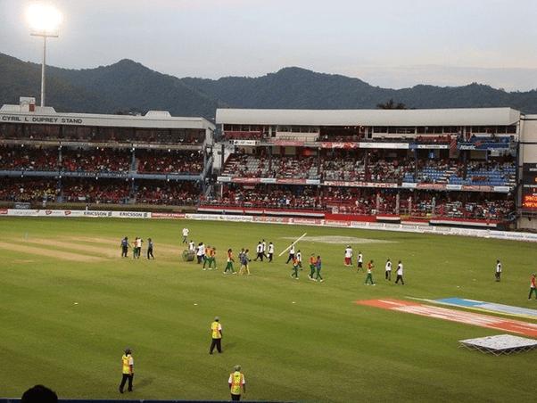 10 Cricket Stadiums