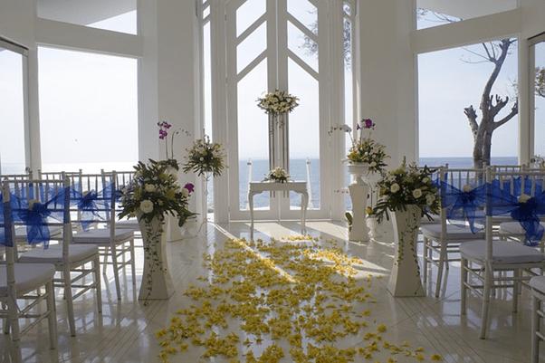 Destination Wedding Venues Around the World