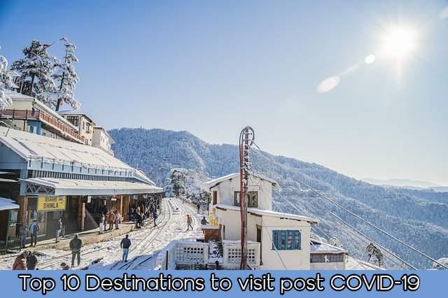 Destinations To Visit