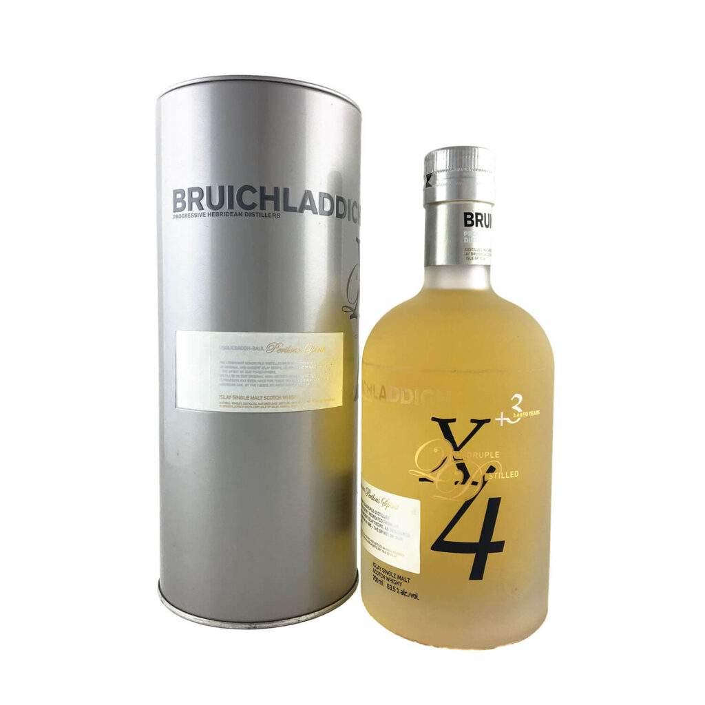 Bruichladdich X4