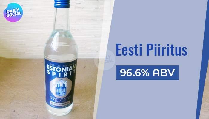 Eesti Piiritus (Estonia Spirit)
