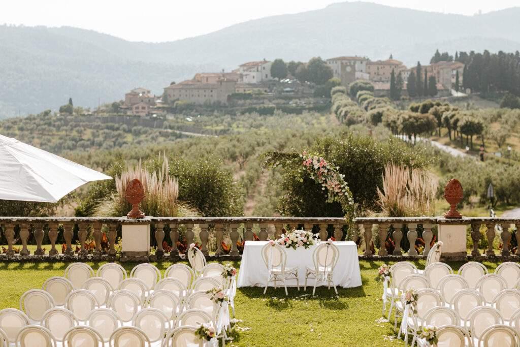 Tuscany Wedding Destination