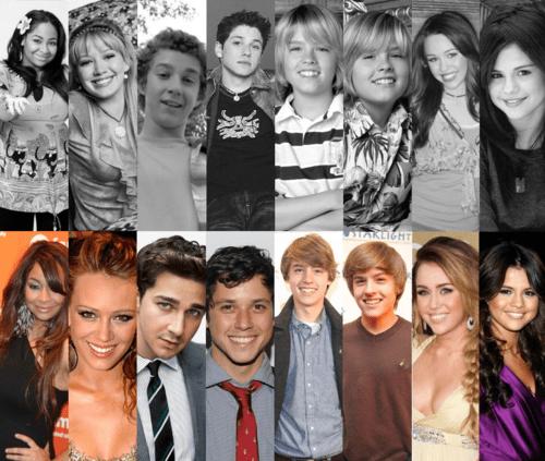 Famous Disney Stars