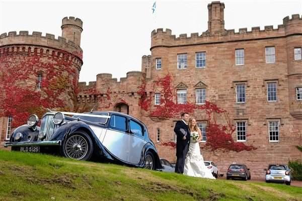 Dalhousie Castle, Edinburgh