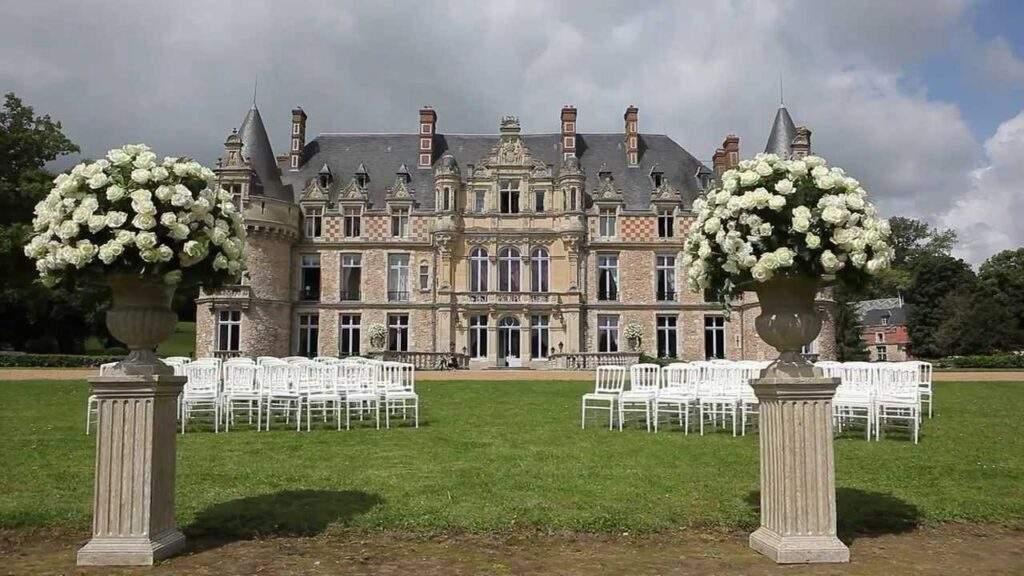 Esclimont castle, France