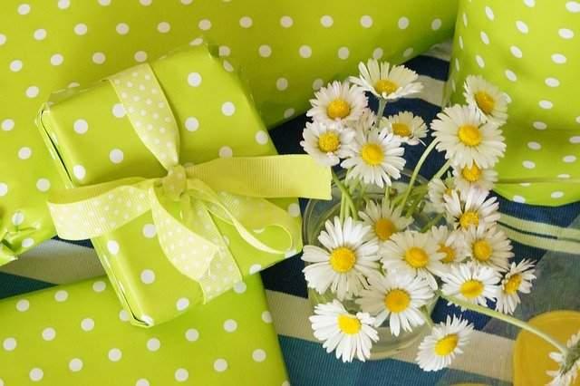 Unique party gifts