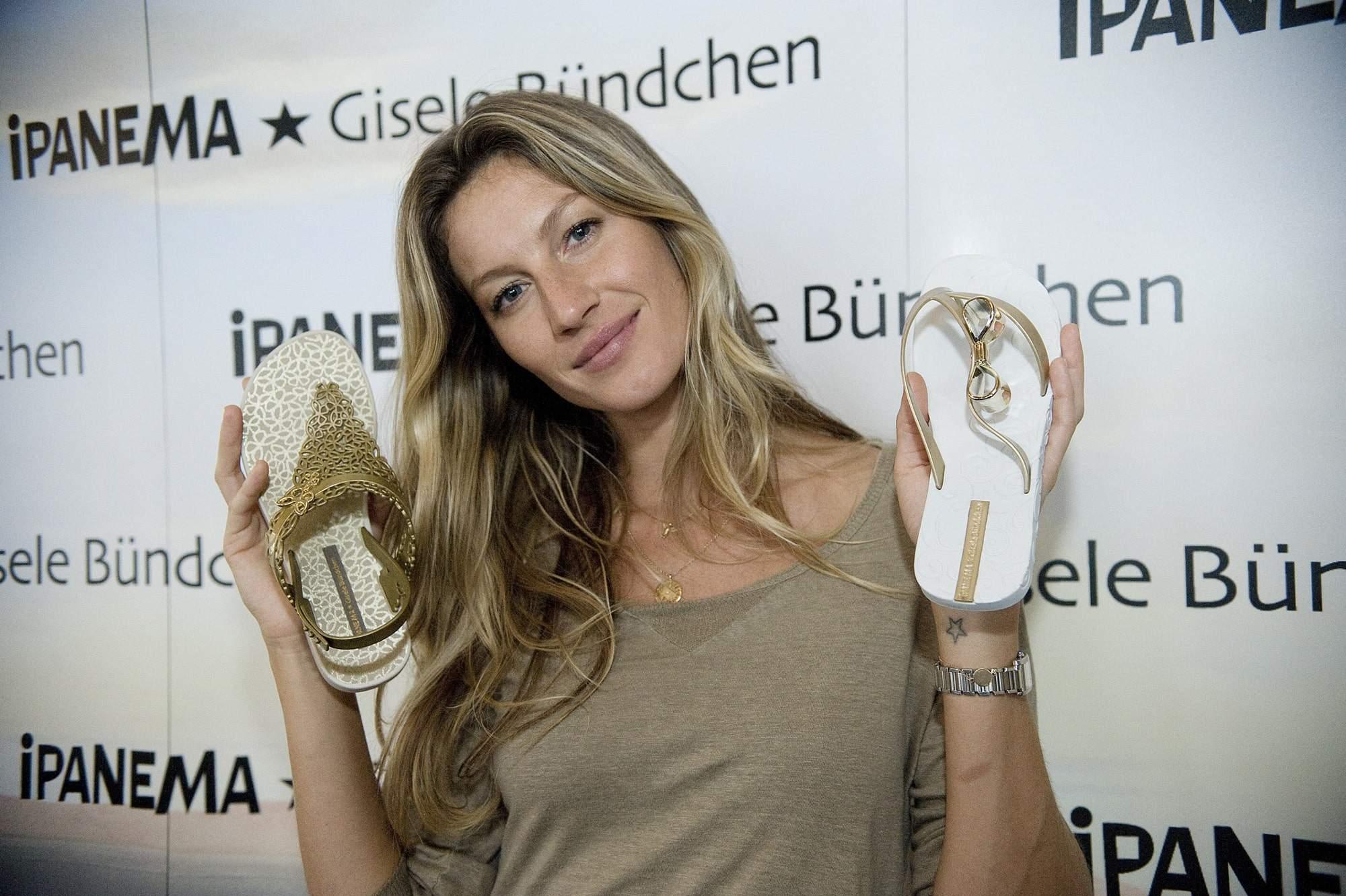 Gisele Bündc