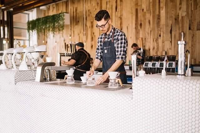 Get men For Your cafe Business