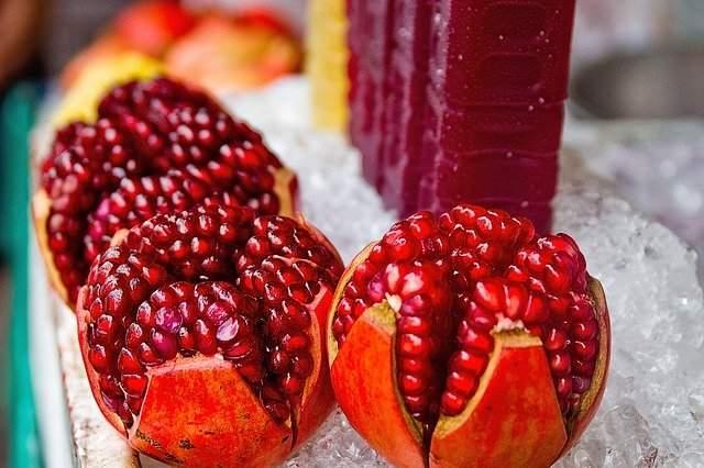 Pomegranate Juice: